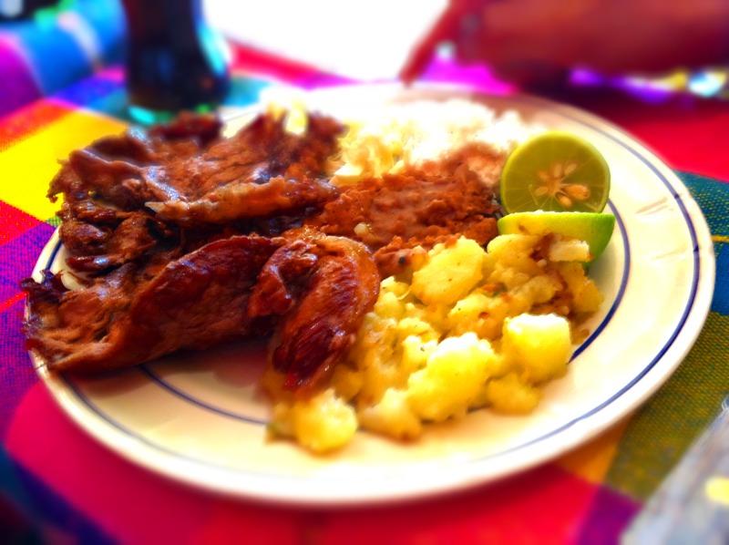 メキシコ飯
