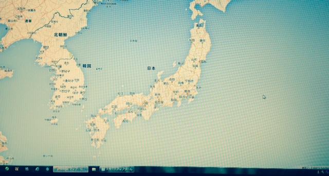 地図オタク。